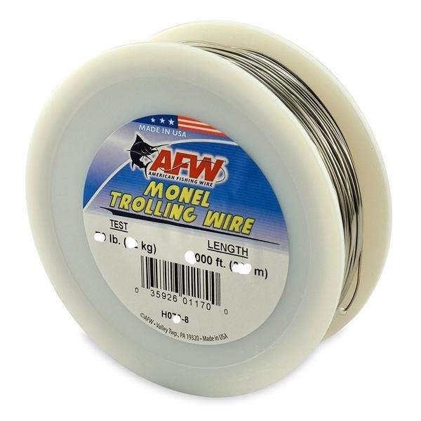 American Fishing Wire Surflon Nyon Coated 1x7 Stainless Steel